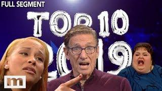 Top 10 Outrageous Guests of 2019! | The Maury Show