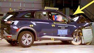 Top 10 Best Luxury Cars Crash Test Expensive Luxury Cars Crash Test In India