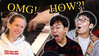 6 Most EPIC Piano Performances Ever (Ft. Sophie Oui Oui)