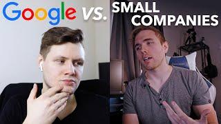 Working At Google VS. Smaller Companies (as a software engineer)