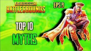 Top 10 Mythbuster in Pubg Mobile | Pubg Mobile Myths #9 | Kumari Gamer