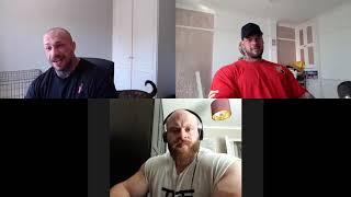 THE UK PRO MUSCLE PODCAST EPISODE 26