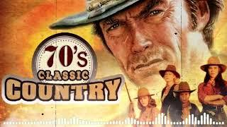Top 100 Classic Gold Country Songs of the 1970s - Greatest Old Country Music 1970s