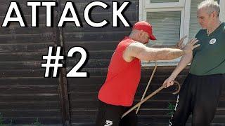 Attack number 2 from the top ten attacks able/wheelchair Sons of cane…