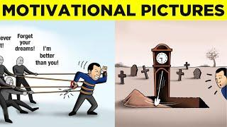 Top 50 Motivational Pictures with Deep Meaning | One Picture Million Words Motivation Part 8