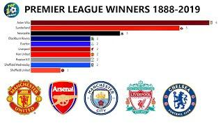 Premier League: Race Top 10 Premier League Teams Of All Time (1888 - 2020)