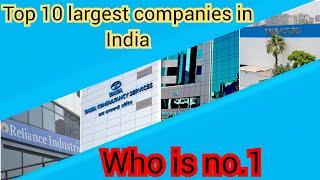Top 10 largest company in India | Indian top 10 largest companies | Top 10 biggest company in India