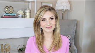 GRWM New Makeup | Charlotte Tilbury Pillowtalk Palette & NARS Blush Palette