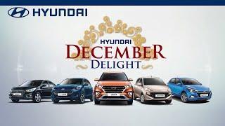 Hyundai | December Delight | Great Offers on Quality Hyundai Cars | Telugu TVC