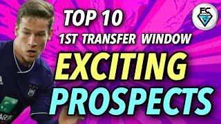 FIFA 20 TOP 10: EXCITING PROSPECTS (AVAILABLE IN 1ST TRANSFER WINDOW)