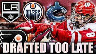 Cole Caufield Was DRAFTED TOO LATE (Montreal Canadiens Top Prospects News) 2019 NHL Draft Rumours