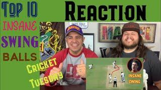 Top 10 Insane Swing Balls | American Reaction