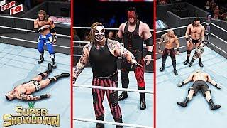 WWE Top 10 Super Showdown 2020 Predictions! (WWE 2K20)