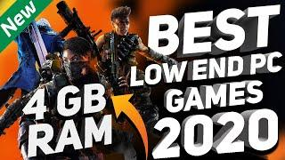 TOP 10 INSANE LOW END/SPEC PC GAMES 2020 | BEST LOW END PC GAMES WITH BEST GRAPHICS(4 GB RAM/NO GPU)