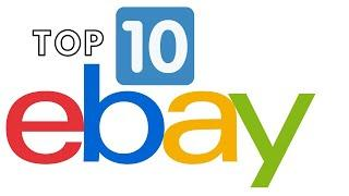 MY TOP 10 ITEMS THAT SOLD ON EBAY IN THE MONTH OF APRIL 2020
