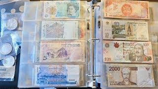 Fan Mail Paper Money Collection