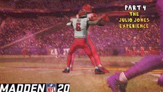 I Made The Right Decision Joining Julio Jones! Madden 20 Pocket QB Career Mode Face of the franchise