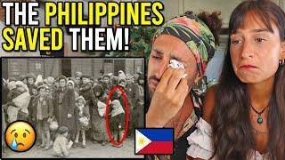 HOW the PHILIPPINES SAVED the JEWISH? An Open Door: Jewish Rescue in the Philippines. (EMOTIONAL)