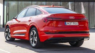 2021 Audi e-tron Sportback | Top of the Line Features and Design Review