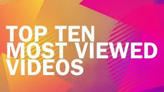 Top Ten Most Viewed Videos (In A Small Community Of YouTubers)