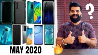 Top Upcoming Smartphones - May 2020