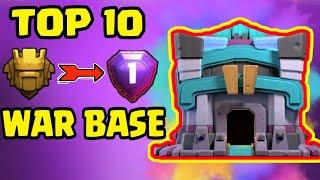 TOP 10 TH13 WAR BASE LINK 2020 | Best Town Hall 13 War Base Layouts | Clash of Clans