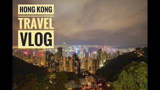 Hong Kong Travel Vlog . Exploring Hong Kong, Top 10 places watch in Hong Kong