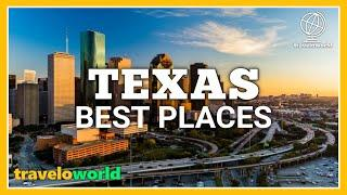 Top 10 most Beautiful Places to Visit in Texas | Texas Top 10 Places | Travel Video