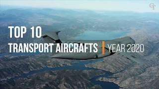 Top 10 Largest Transport Aircrafts of the world 2020 Beautiful Cargo Air Planes 世界10个最强运输机