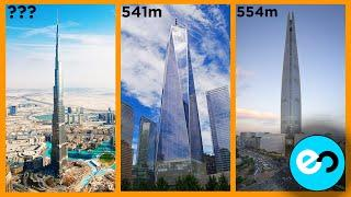 Top 10 Tallest Buildings in the World | Entertainment Community | HD
