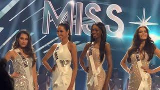 Miss universe 2019 TOP 20 Asia africa pacifico (AUDIENCE VIEW)