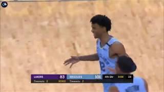 Los Angeles Lakers vs. Memphis Grizzlies - Feb. 29th - Full 4th Quarter! - 2020 NBA Season