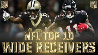 Top 10 Wide Receivers in the NFL 2020