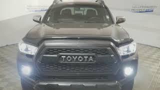 Used 2017 Toyota Tacoma Baton Rouge LA Hammond, LA #190693B