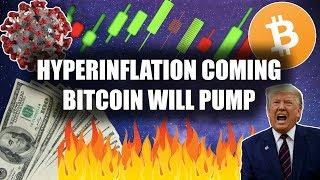 Will Hyperinflation Make Bitcoin Pump? Ethereum Staking SOON, CRYPTO NEWS