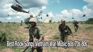 Best Rock Songs Vietnam War Music - Best Classic Rock - 60s and 70s Rock Playlist