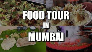 Street Food TOUR in MUMBAI - Top 10 MUST TRY Authentic Indian Food - Indian Street Food