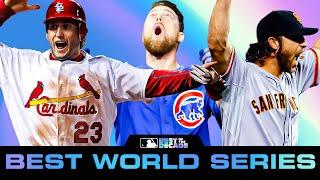 Best World Series of the 2010s | Best of the Decade