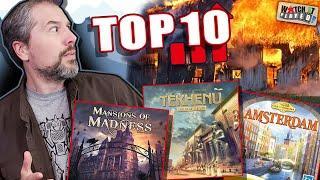 Top 10 Board Games Gaining Popularity | September 2020