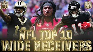 Top 10 Best Wide Receivers in the NFL 2020-21