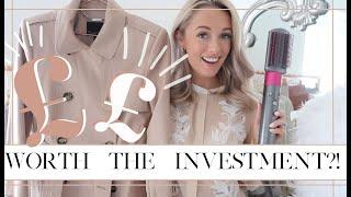 9 EXPENSIVE THINGS THAT ARE WORTH THE MONEY! // Fashion Mumblr