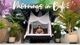 5AM Mindful Morning Routine in Bali