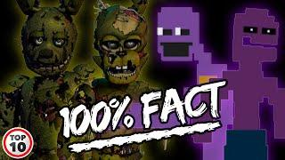 Top 10 Scary FNAF Michael Afton Facts