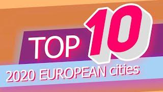 Top 10 Cities to visit in Europe 2020 | ROL Cruise