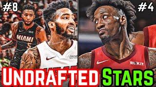 Ranking The 10 Best Undrafted Players In The NBA Today