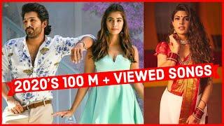 2020's Indian Songs Crossed 100 Million Views on Youtube | 2020's Most Viewed Indian/Bollywood Songs