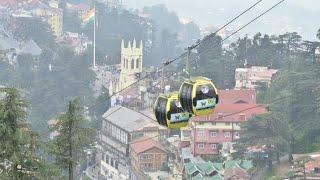 Shimla Jakhu Ropeway ll Special Place tourist Top 10 Points ll Shimla Most Popular JakhuRopeway 2020