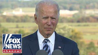 Biden: The only court packing going on right now is by Republicans