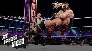 Top 10 WWE Super ShowDown 2020 Moments