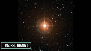 TOP 10 STAR IN OUR SOLAR SYSTEM